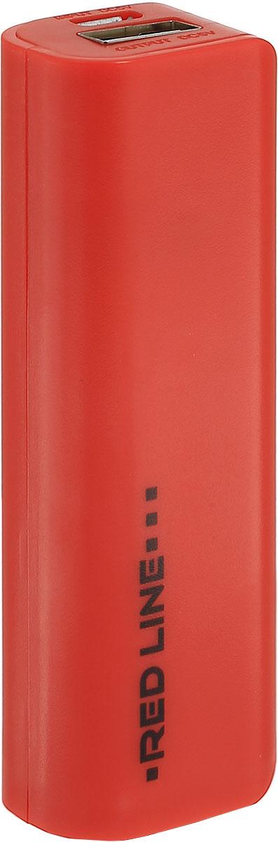 Red Line R-3000, Red внешний аккумуляторУТ000008706Универсальный внешний аккумулятор Red Line R-3000 предназначен для зарядки различных мобильных устройств. Благодаря компактному размеру и малому весу вы всегда можете держать внешний аккумулятор при себе и оперативно заряжать ваше мобильное устройство.