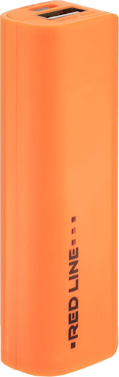 Red Line R-3000, Orange внешний аккумуляторУТ000008708Универсальный внешний аккумулятор Red Line R-3000 предназначен для зарядки различных мобильных устройств. Благодаря компактному размеру и малому весу вы всегда можете держать внешний аккумулятор при себе и оперативно заряжать ваше мобильное устройство.