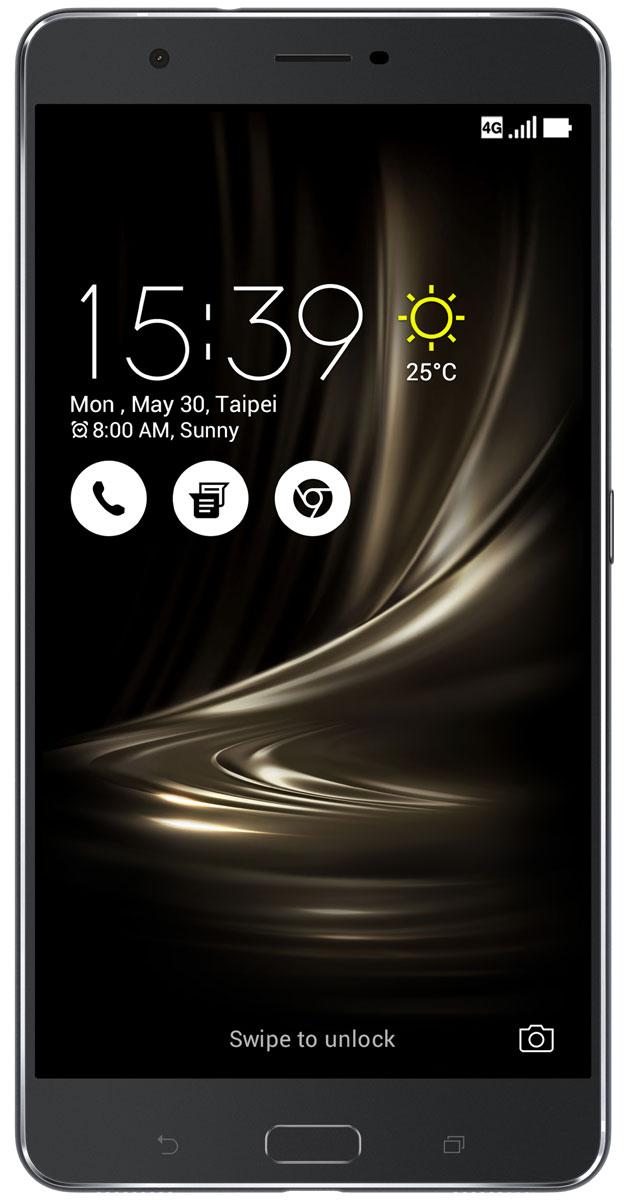 ASUS ZenFone 3 Ultra ZU680KL, Grey (90AK0011-M00020) - Смартфоны