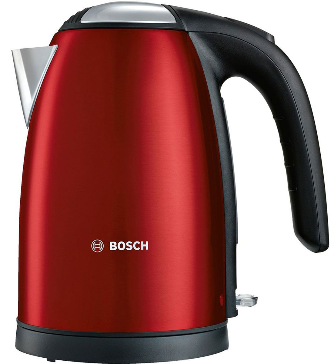Bosch TWK7804, Red электрический чайник чайник электрический bosch twk7901