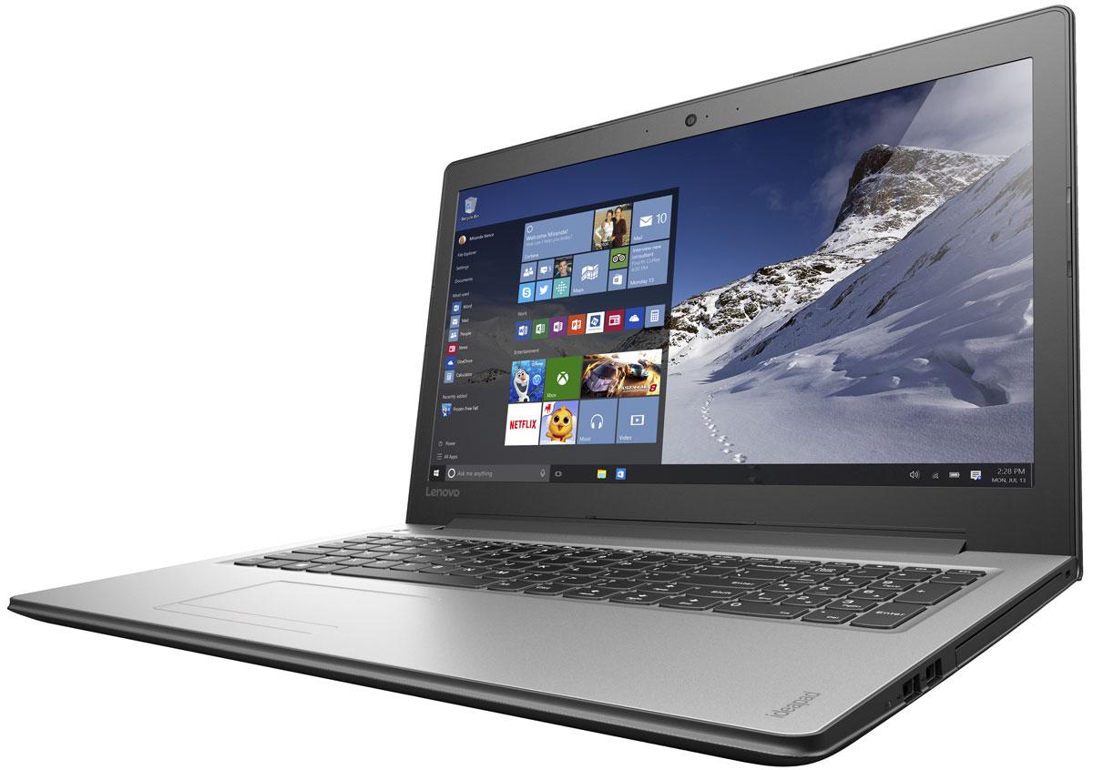 Lenovo IdeaPad 310-15ISK (80SM00QJRK)80SM00QJRKТонкий и стильный 15,6-дюймовый ноутбук Lenovo IdeaPad 310. Все, что нужно. Ничего лишнего. Если вы ищете недорогой производительный ноутбук, выбирайте IdeaPad 310.Процессор от Intel - идеальный компонент для мобильного компьютера, с отличным соотношением цены и производительности. Благодаря высокой энергоэффективности его можно заряжать реже.Высокая скорость передачи данных:Быстрая передача данных между IdeaPad 310 и другими устройствами при помощи разъема USB 3.0. Он почти в десять раз быстрее предыдущих версий USB и является обратно-совместимым.Тонкий, легкий и портативный:Хватить изнывать под тяжестью громоздкого ноутбука. Модель Ideapad 310 имеет всего 22,9 мм в толщину и весит около 2,2 кг - идеальный вариант для поездок и путешествий.Сверхскоростной веб-серфинг:В три раза более высокая (по сравнению с традиционной) скорость Wi-Fi 802.11 a/c ноутбука IdeaPad 300 позволит вам путешествовать по просторам Интернета, слушать музыку или смотреть фильмы и общаться с друзьями быстрее, чем когда-либо.Точные характеристики зависят от модификации.Ноутбук сертифицирован EAC и имеет русифицированную клавиатуру и Руководство пользователя.
