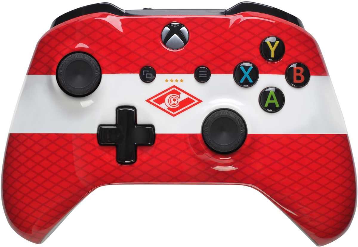 Xbox One Спартак беспроводной геймпад