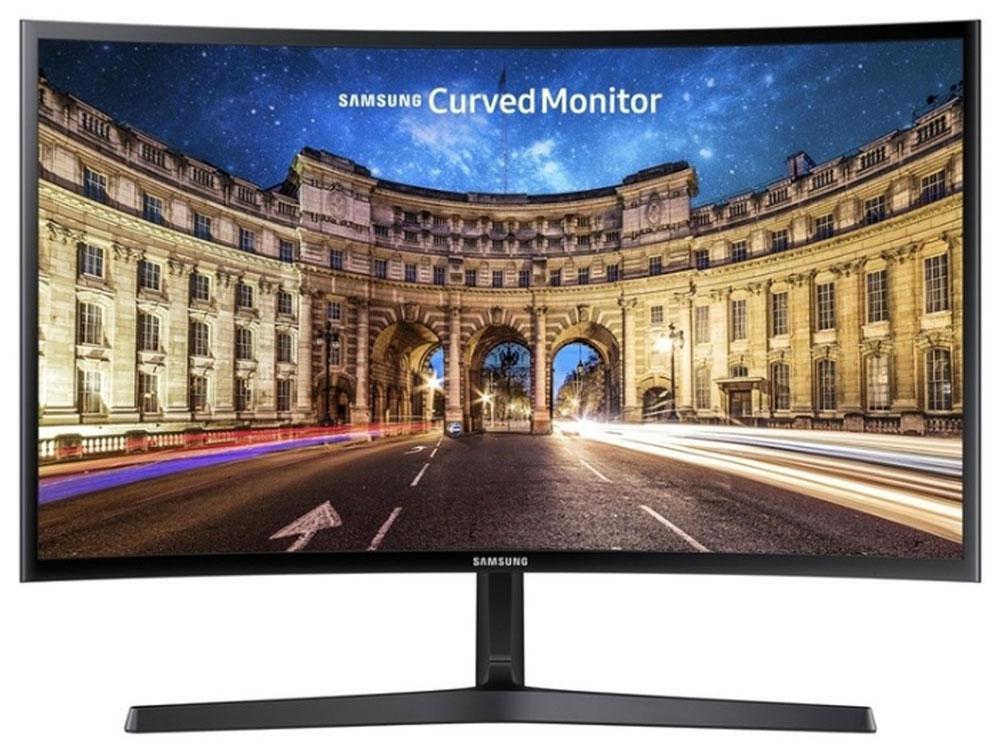 Samsung LC24F396FHI мониторLC24F396FHIXCIОщутите поистине захватывающие эмоции от просмотра или работы с необычайно изогнутым монитором Samsung. Линия изгиба изогнутого монитора такая же как у экрана в кинотеатре iMax и составляет 1 800 R или 1 800 мм (радиус дуги по которой изогнут экран), что создает более широкое поле зрения, повышает глубину восприятия картинки и сводит к минимуму отвлечения по периферии. Таким образом, любимое ТВ-шоу, гоночная игра и другой медиа-контент подарят совершенно иной, незабываемый опыт.Более изогнутый экран для лучшего восприятия изображения. Изогнутый экран в мониторах появился как следствие изогнутости глаза человека, повторяя контур глаза удается достичь меньшей усталости благодаря более редкой фокусировке на изображении.Технологии, реализованные в данном мониторе, позволили уменьшить энергопотребление путем уменьшения яркости черного или установки яркости на 25% / 50% от максимальной.
