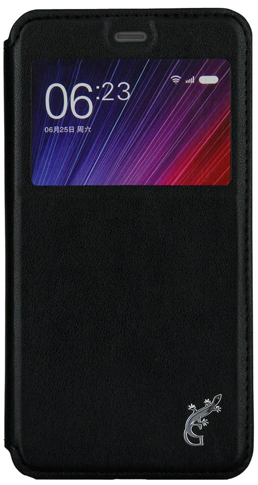 G-Case Slim Premium чехол для Xiaomi Redmi 4A, BlackGG-757Чехол-книжка G-Case Slim Premium для Xiaomi Redmi 4A c окошком надежно защитит ваш смартфон от пыли, грязи, царапин, оставив при этом свободный доступ ко всем разъемам устройства. Также имеется возможность использования чехла в виде настольной подставки. Чехол G-Case Slim Premium - это стильная и элегантная деталь вашего образа, которая всегда обращает на себя внимание среди множества вещей.