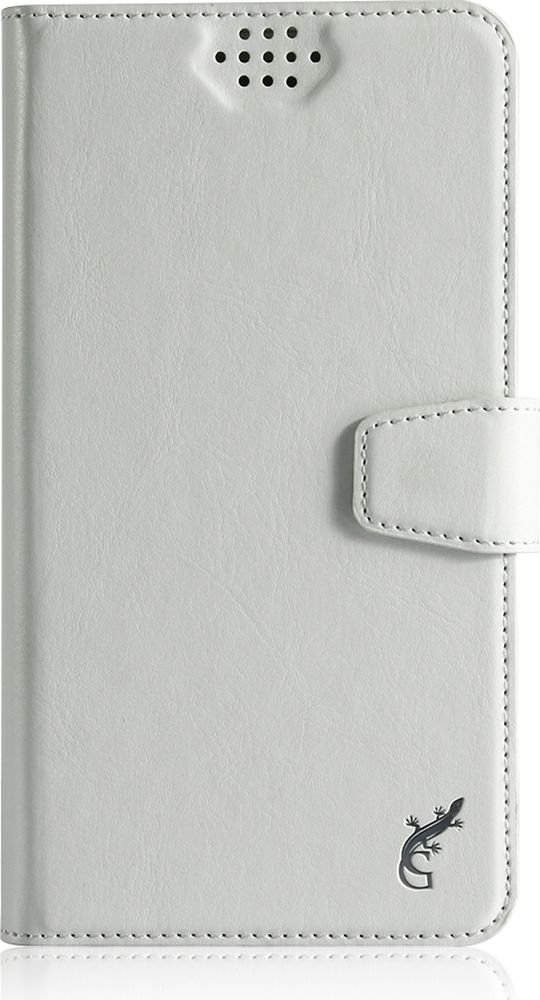 """G-Case Slim Premium универсальный чехол для смартфонов 3,5-4,2"""", White"""