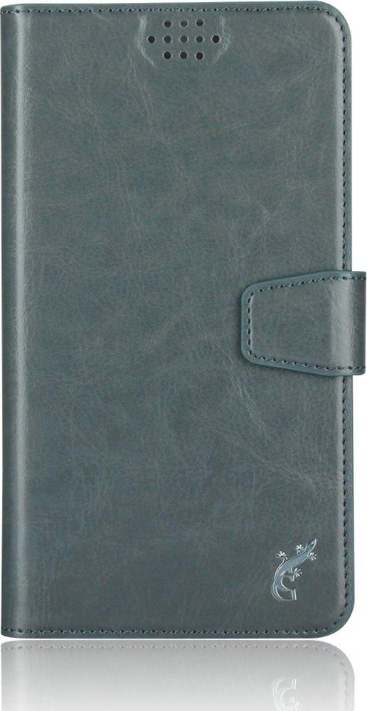 """G-Case Slim Premium универсальный чехол для смартфонов 5-5,5"""", Metallic"""