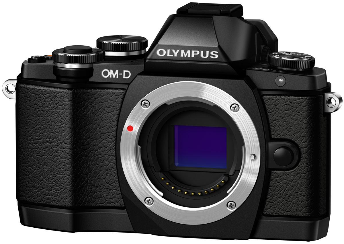 Olympus OM-D E-M10 Body, Black цифровая фотокамера фотоаппарат olympus om d e m5