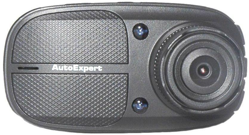 AutoExpert DVR-933, Black автомобильный видеорегистратор citizen z250 black автомобильный видеорегистратор