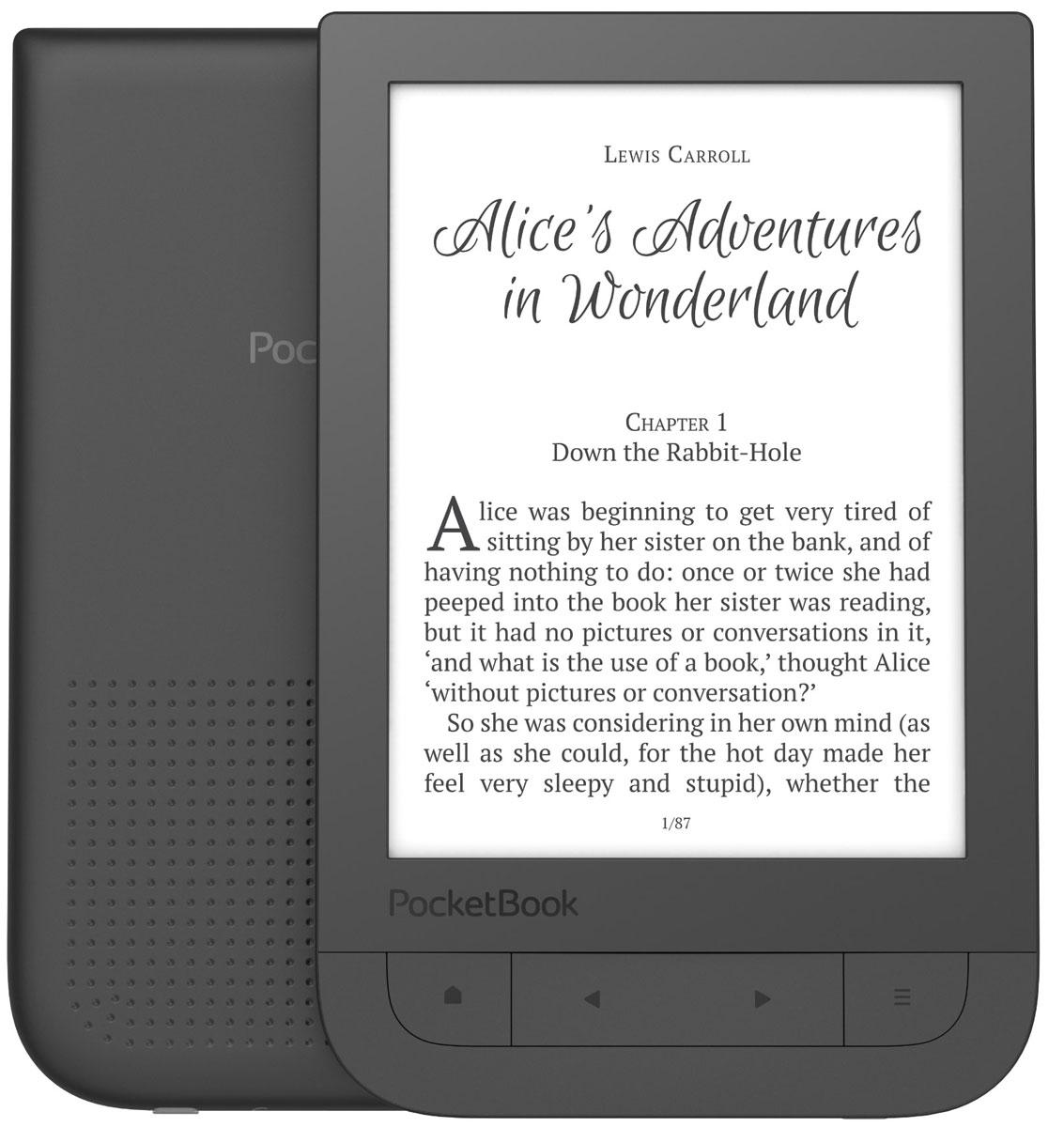 PocketBook 631 Touch HD электронная книга -