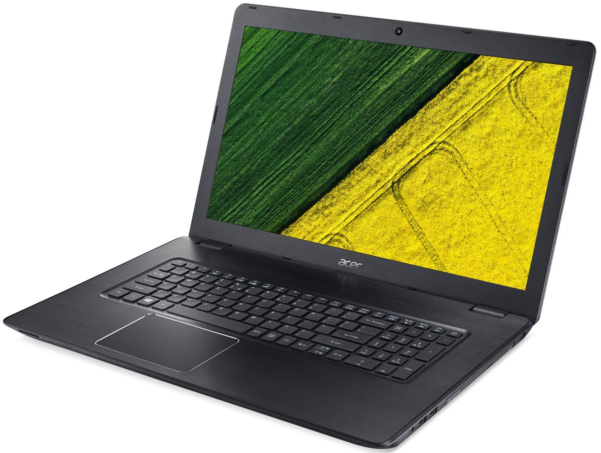 Acer Aspire F5-771G-596H, BlackF5-771G-596HAcer Aspire F5-771G - мощное решение повседневных задач.Алюминиевая крышка и текстурированный узор покрытия обеспечивают индивидуальный стиль и удобство использования. Красивые акценты в виде скошенных краев, напоминающих грани бриллиантов, делают ноутбук еще более стильным и позволяют удобно открывать крышку устройства.Благодаря разрешению дисплея Full HD, графической плате NVIDIA GeForce GTX950M с высокопроизводительной памятью GDDR5 и технологии Acer ExaColor изображение обретает яркие, точные цвета и более четкие детали, делая просмотр видео и фильмов незабываемым.Память DDR4 ускорит производительность, а стандарт 802.11ac повысит скорость беспроводного подключения. Новый двусторонний коннектор USB Type-C и USB 3.1 позволят передавать данные и заряжать устройства с помощью одного порта.Выполняйте любые задачи вне зависимости от местоположения благодаря увеличению времени работы в автономном режиме до 12 часов и решению Acer TrueHarmony, которое обеспечивает качество звучания, не требующее внешних динамиков. Кроме того, оптимизированное для использования Skype аппаратное обеспечение дает возможность организовать видеоконференцию в любом месте.Точные характеристики зависят от модели.Ноутбук сертифицирован EAC и имеет русифицированную клавиатуру и Руководство пользователя.
