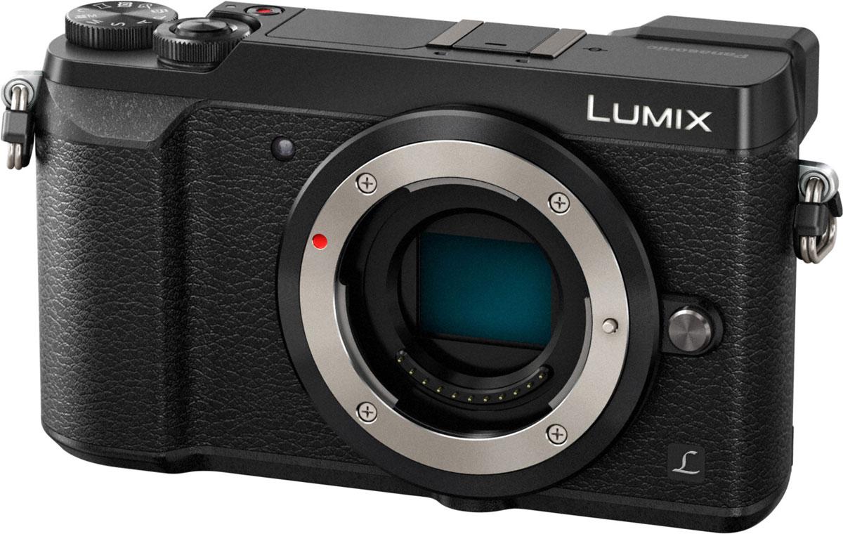 Panasonic Lumix DMC-GX80 Body, Black цифровая фотокамера panasonic lumix dmc tz57 купить
