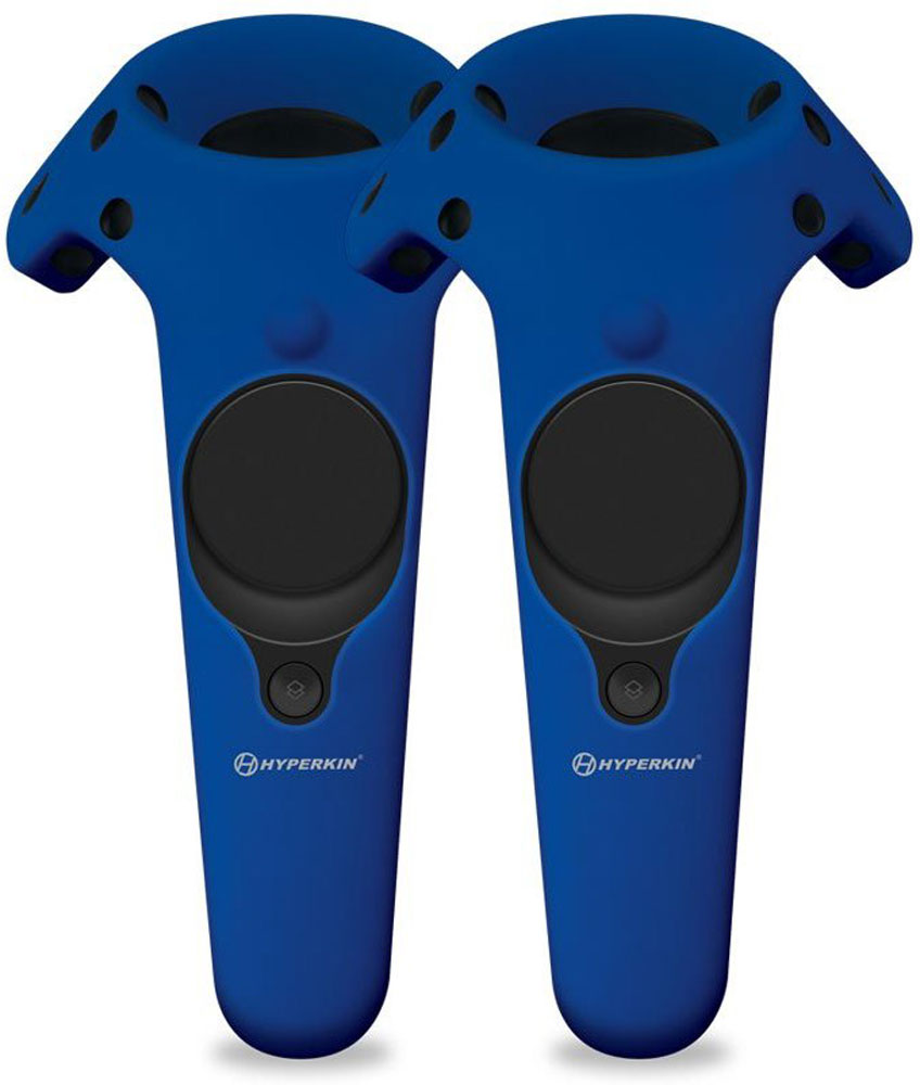 Hyperkin GelShell, Blue чехол для контроллеров HTC Vive, 2 шт (M07201) - Виртуальная реальность
