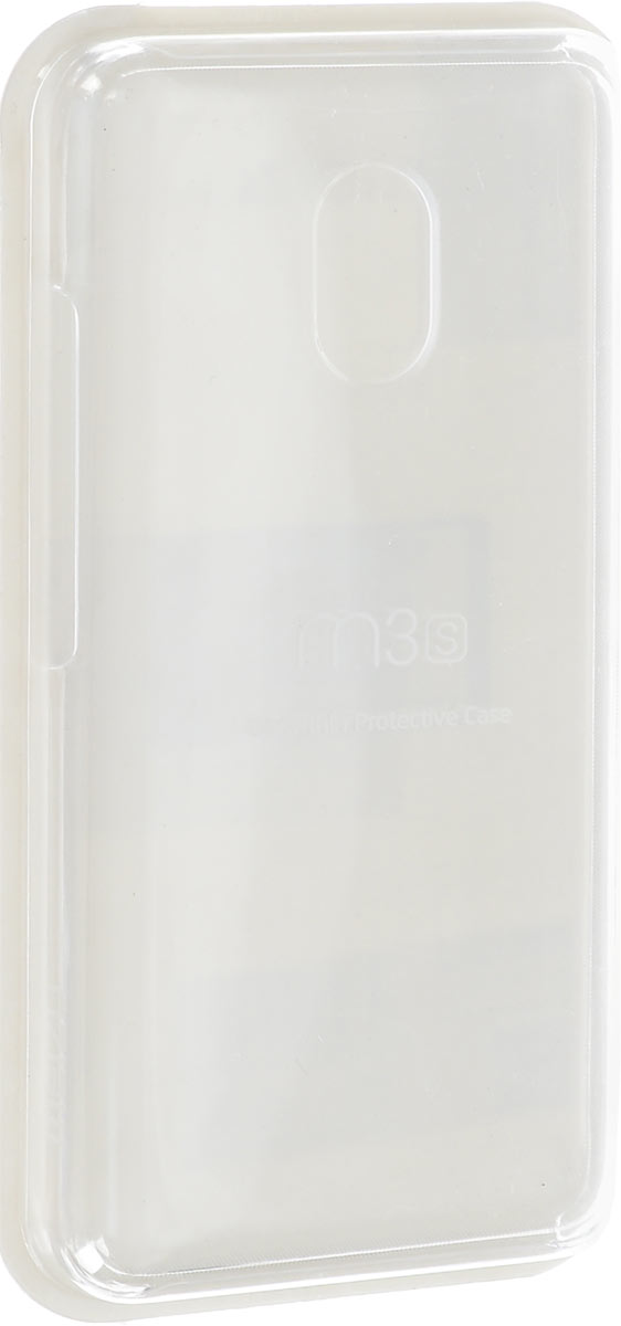 Meizu TPU чехол для M3s mini, Clear874004Y0499Чехол-накладка Meizu TPU для M3s mini обеспечивает надежную защиту корпуса смартфона от механических повреждений и надолго сохраняет его привлекательный внешний вид. Накладка выполнена из высококачественного материала, плотно прилегает и не скользит в руках. Чехол также обеспечивает свободный доступ ко всем разъемам и клавишам устройства.