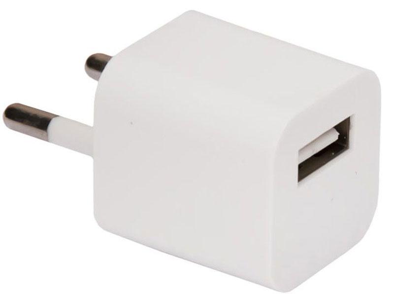 Continent ZN08-193WT зарядное устройствоZN08-193WT/OEMКомпактное устройство Continent ZN08-193WT для зарядки от сети позволяет быстро и качественно зарядить абсолютно любой цифровой гаджет, будь то планшет или обычный телефон. Стандартный USB разъем унифицирует аксессуар и дает возможность его использования с цифровыми устройствами любого типа, достаточно лишь подобрать нужный USB кабель.