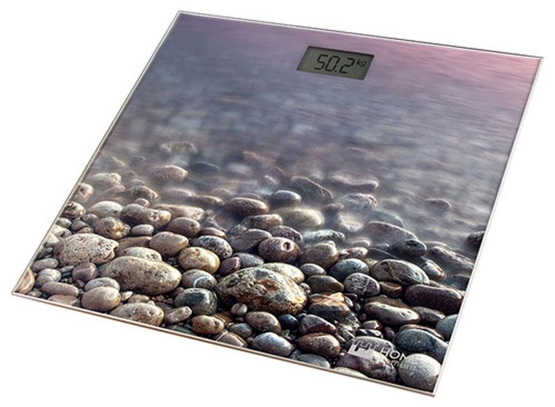Home Element HE-SC906 Каменистый пляж напольные весыHE-SC906Весы напольные Home Element HE-SC906 позволяют не только взвешиваться, но и имеют отличный дизайн. Они не занимают много места, имеют надежнейший механизм и не оставляют равнодушными.Весы обеспечивают взвешивание до 180 килограммов с точностью до 100 граммов и способны работать в различных единицах измерения.Цифровой дисплей, индикаторы перегрузки и замены батареи, включение от прикосновения, а также функция автоматического обнуления и отключения подарят наибольший комфорт при использовании весов и надолго сохранят заряд батарейки.Весы HE-SC906 – это красиво оформленный надежный и точный прибор. Он обязательно подарит вам удовольствие от использования и отличное настроение!