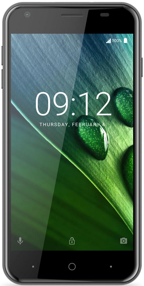 Acer Liquid Z6, Dark GrayZ6 DarkGray LTEОцените возможности смартфона Acer Liquid Z6: продолжительное время автономной работы, превосходную производительность и высочайшее качество изображения на 5 HD-дисплее с технологией IPS.Мощный 64-разрядный четырехъядерный процессор обеспечивает быстрое время отклика, удобство работы в браузере, плавное воспроизведение видео и прохождение видеоигр на великолепном 5 HD-экране. Батарея 2000 мАч обеспечивает бесперебойную работу устройства в течение всего дня без подзарядки.Вы всегда сможете запечатлеть даже самые неожиданные моменты и сразу же поделиться ими благодаря основной камере 8 Мпикс. А фронтальная камера 2 Мпикс позволит делать качественный селфи. Телефон сертифицирован EAC и имеет русифицированный интерфейс меню и Руководство пользователя.