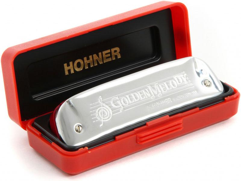 Hohner Golden Melody 542/20 A (M542106X) губная гармошка