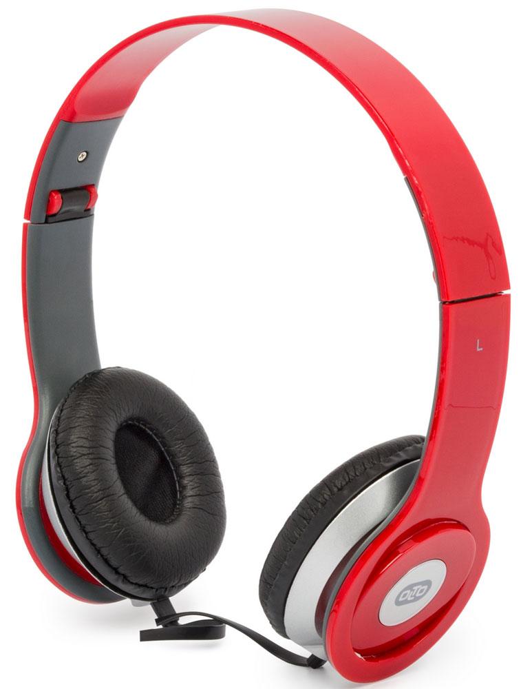 OLTO VS-15, Red наушникиO00001297Накладные наушники OLTO VS-15 с отличным качеством звучания. Оснащены встроенным микрофоном, а также пультом для быстрого и удобного переключения между музыкой и вызовами. Подключив их к своему смартфону или планшету вы сможете не только наслаждаться любимой музыкой, но и с легкостью ответить на звонок, не доставая гаджет. Особенностью данной модели является плоский кабель с защитой от спутывания, который не перекручивается и не завязывается в узлы. Кроме того, L-образный штекер наушников OLTO VS-15также обеспечивает еще большую прочность и долговечность кабеля. Стоит также отметить наличие специального зажима, который помогает надежно закрепить кабель.