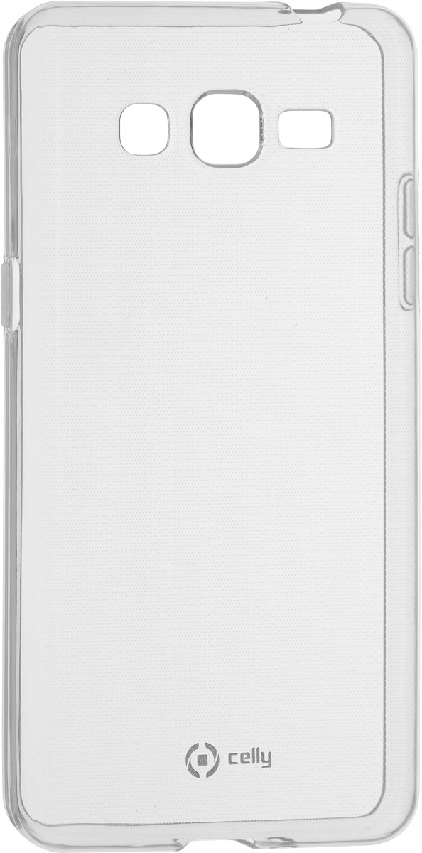 Celly Gelskin, Clear чехол для Samsung Galaxy J2 Prime/Grand Prime чехол для samsung galaxy j1 2016 sm j120f ds celly gelskin прозрачный