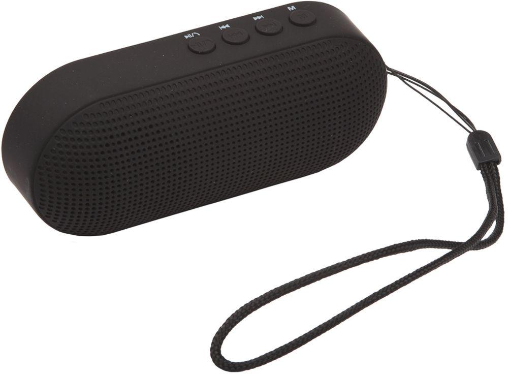Liberty Project LP-028, Black портативная Bluetooth-колонка0L-00029204Портативная Bluetooth-колонка Liberty Project LP-028 имеет легкий и прочный корпус из пластика, а также поддержку технологии беспроводной связи Bluetooth. Модель оснащена встроенным FM радио, и микрофоном для использования в качестве гарнитуры.