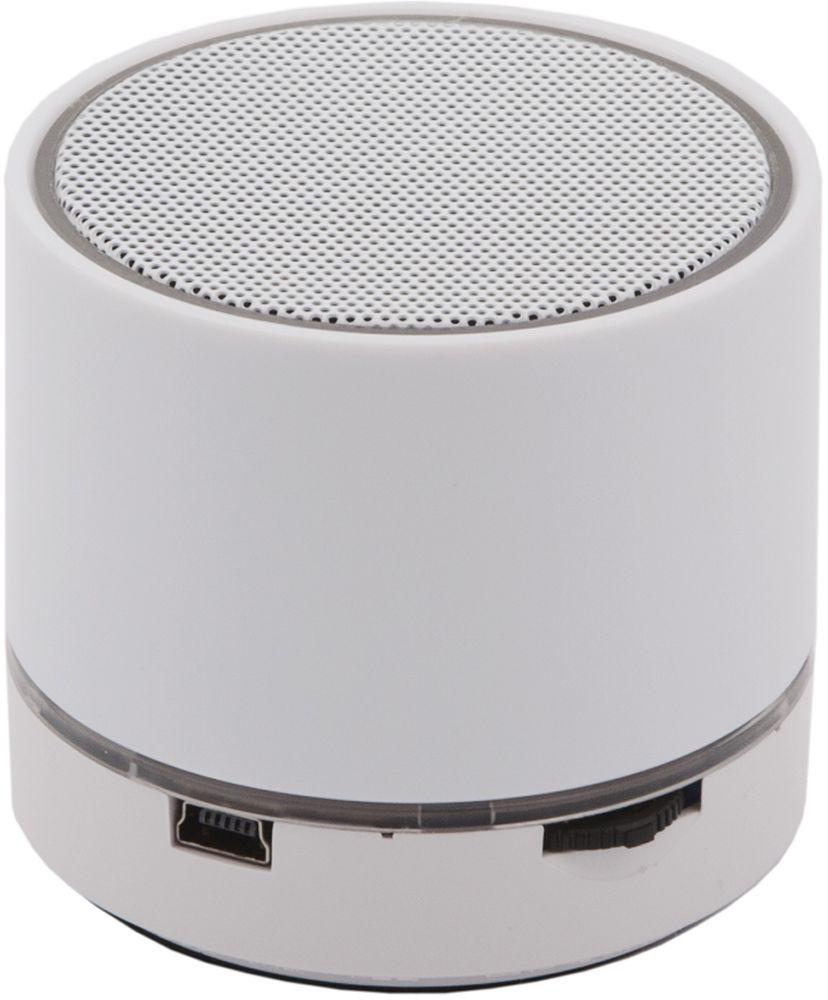 Liberty Project S50, White портативная Bluetooth-колонка0L-00029226Портативная Bluetooth-колонка Liberty Project S50 имеет легкий и прочный корпус из пластика, а также поддержку технологии беспроводной связи Bluetooth. Модель оснащена встроенным FM радио, и микрофоном для использования в качестве гарнитуры.