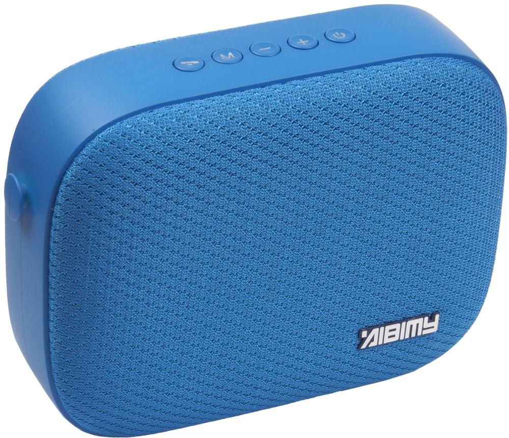 Liberty Project MY550BT, Blue портативная Bluetooth-колонка0L-00029230Беспроводная колонка Liberty Project MY550BT станет отличным выбором для ценителей необычного дизайна и широкой функциональности. Слушайте любимую музыку и принимайте телефонные звонки в течении почти 12 часов на одной подзарядке, подключайтесь к устройствам по беспроводной связи Bluetooth, воспроизводите музыку с карт памяти microSD или USB накопителей. Также колонку можно использовать через AUX-подключение. Наслаждайтесь абсолютной легкостью и мобильностью.