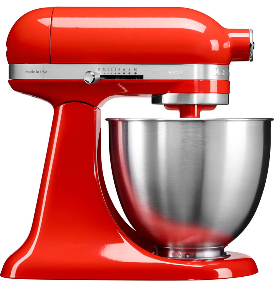 KitchenAid Mini, Red миксер (5KSM3311XEHT)