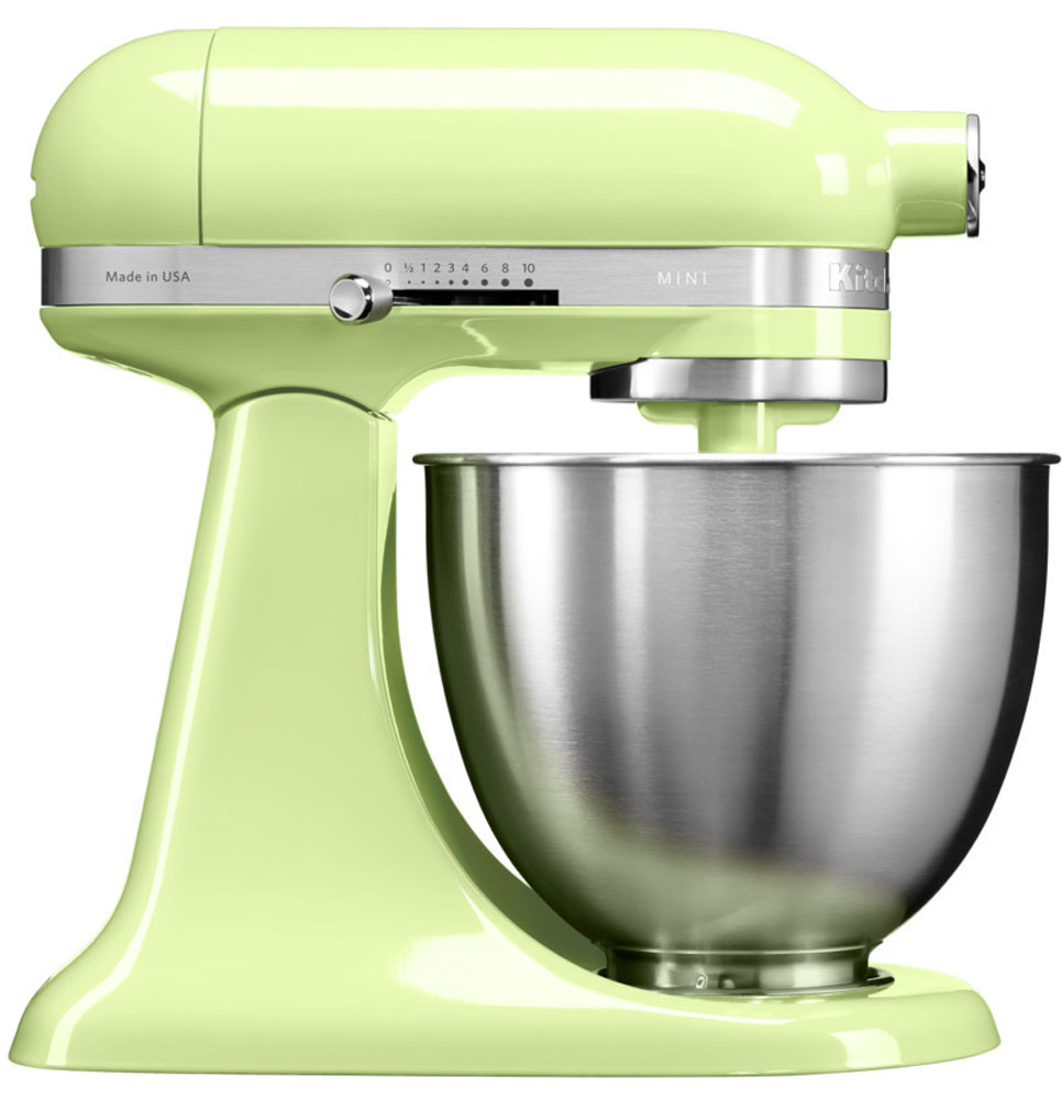 KitchenAid Mini, Light Green миксер (5KSM3311XEHW)