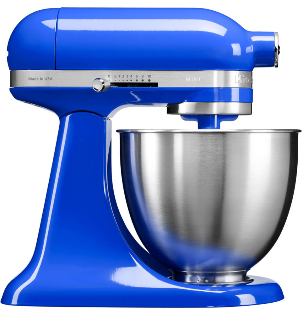 KitchenAid Mini, Blue миксер (5KSM3311XETB)