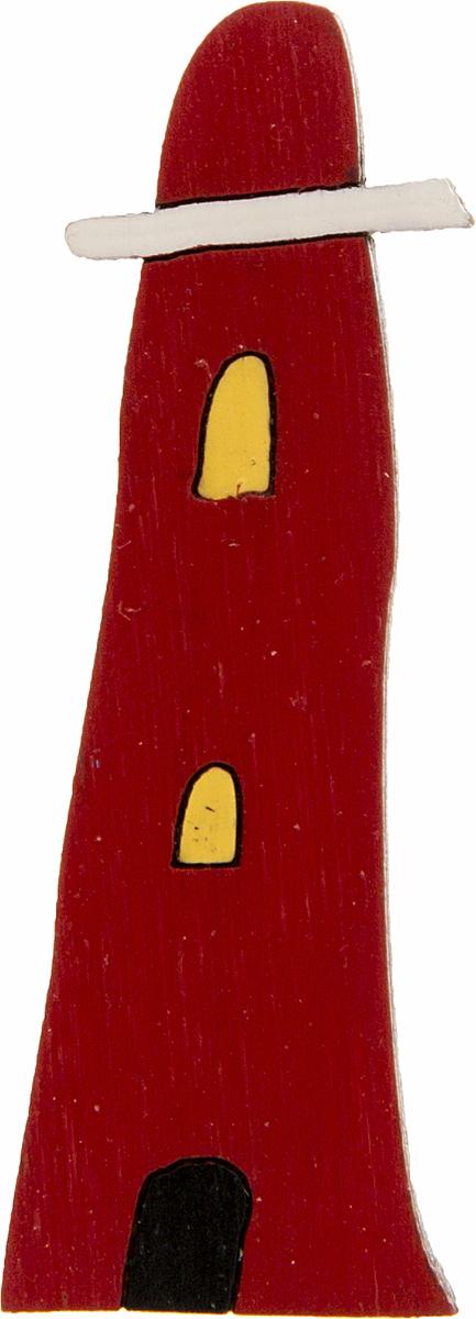 Брошь Маяк. Дерево, роспись, ручная работа. РоссияБрошь-булавкаБрошь выполнена по картине Альфреда Уоллиса Маяк, 1920-е гг.Дизайнеры: Олеся Луконина, Николай Уренцов.Дерево, роспись, ручная работа.Россия.Размер: 1,5 х 5 см.Тип крепления - булавка с застежкой.Брошь унисекс - подойдет как необычное украшение для мужчин и женщин! Можно носить на одежде, шляпе, рюкзаке или сумке.