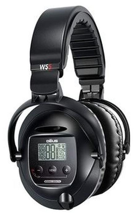 Беспроводные наушники для металлоискателя XP WS5WS5Наушники XP WS5 — это большие и удобные беспроводные наушники. Полностью водонепроницаемые, что позволяет Вам изолироваться от внешних шумов и непогоды. Имеют великолепный дизайн и качество изготовления, а также малый вес, поэтому в них вы будете чувствовать себя максимально комфортно