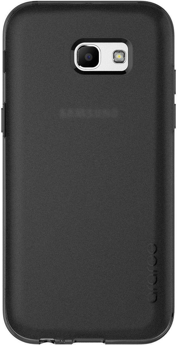 Araree Airfit чехол для Samsung Galaxy A3 (2017), BlackAR20-00204AЧехол-накладка Araree Airfit для Samsung Galaxy A3 (2017) обеспечивает надежную защиту корпуса смартфона от механических повреждений и надолго сохраняет его привлекательный внешний вид. Накладка выполнена из высококачественного материала и плотно прилегает. Чехол также обеспечивает свободный доступ ко всем разъемам и клавишам устройства.