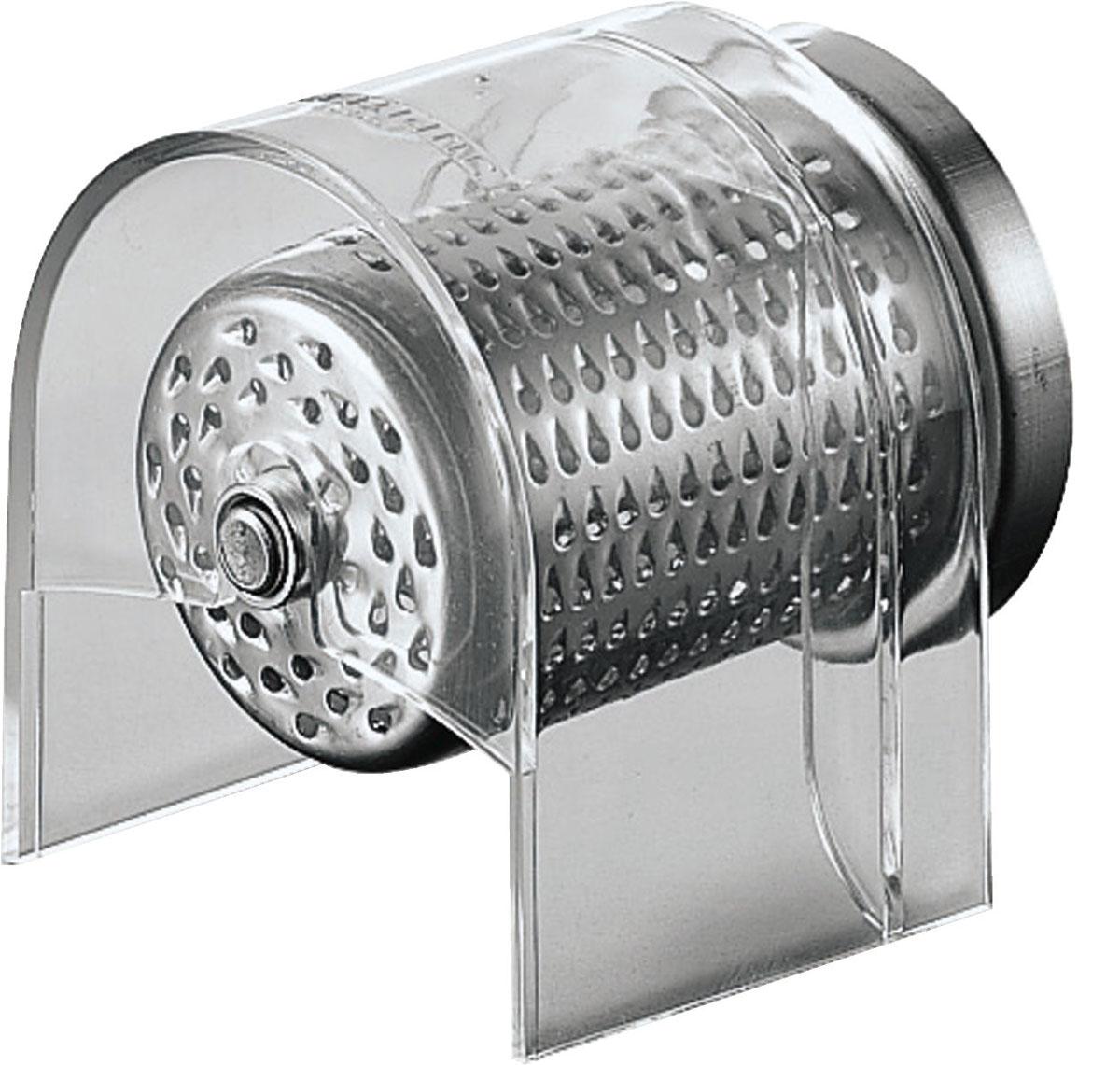 Bosch MUZ45RV1 диск-терка для кухонных комбайновMUZ45RV1Диск-терка Bosch MUZ45RV1 для кухонных комбайнов. Подходит для измельчения сыра, орехов, шоколада (охлажденного), сухарей.