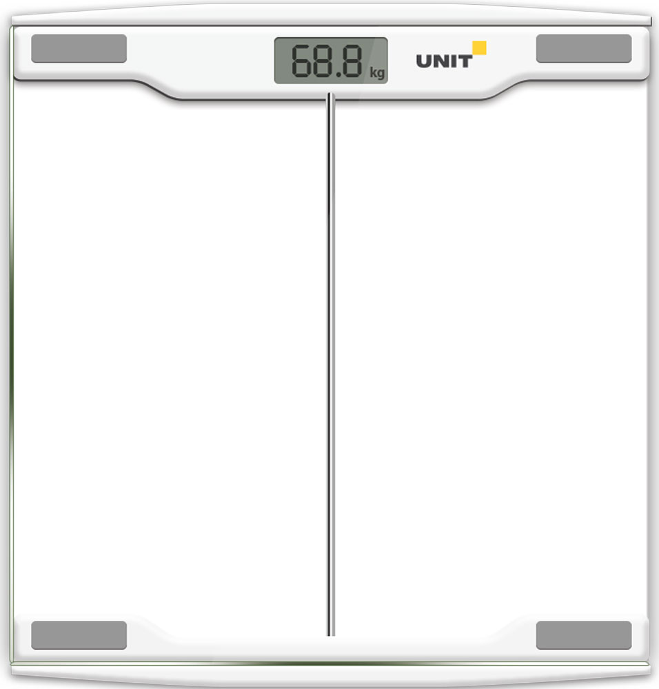Unit UBS-2054 весы напольные электронные unit ubs 2200 pale grey весы напольные