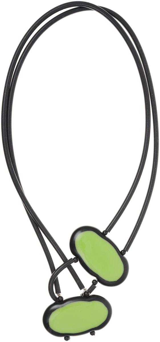 Колье Зеленые облака. Муранское стекло, каучук, ручная работа. Murano, Италия (Венеция)Колье (короткие одноярусные бусы)Колье Зеленые облака.Муранское стекло, каучук, ручная работа.Murano, Италия (Венеция).Размер: полная длина 55 см.Каждое изделие из муранского стекла уникально и может незначительно отличаться от того, что вы видите на фотографии.