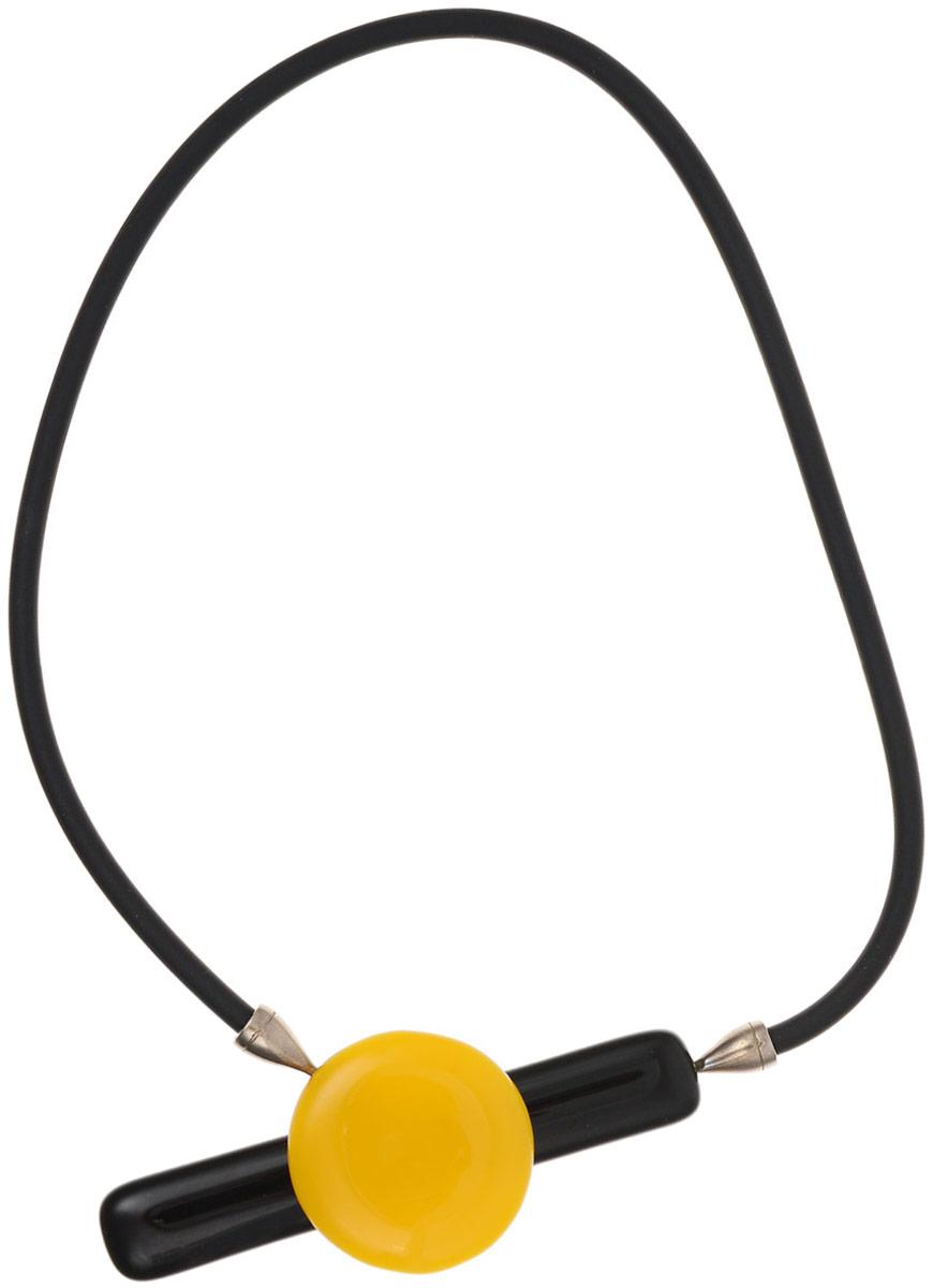 Колье Дебрейн. Муранское стекло, каучук, магнит, ручная работа. Murano, Италия (Венеция)Колье (короткие одноярусные бусы)Колье Дебрейн.Муранское стекло, каучук, магнит, ручная работа.Murano, Италия (Венеция).Размер: полная длина 45 см.Каждое изделие из муранского стекла уникально и может незначительно отличаться от того, что вы видите на фотографии.