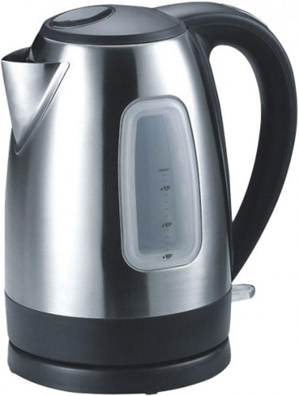 Midea MK-8031 электрический чайникMidea МК-8031Электрический чайник Midea MK-8031 прост в управлении и долговечен в использовании. Изготовлен из высококачественных материалов. Прозрачное окошко позволяет определить уровень воды. Мощность 2200 Вт быстро вскипятит 1,7 литра воды. Беспроводное соединение позволяет вращать чайник на подставке на 360°. Для обеспечения безопасности при повседневном использовании предусмотрены функция автовыключения, а также защита от включения при отсутствии воды.