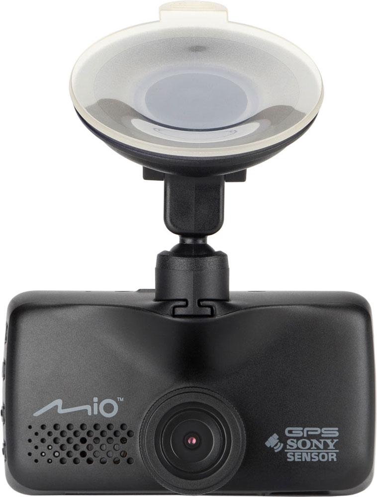 Mio Mivue 678, Black видеорегистратор