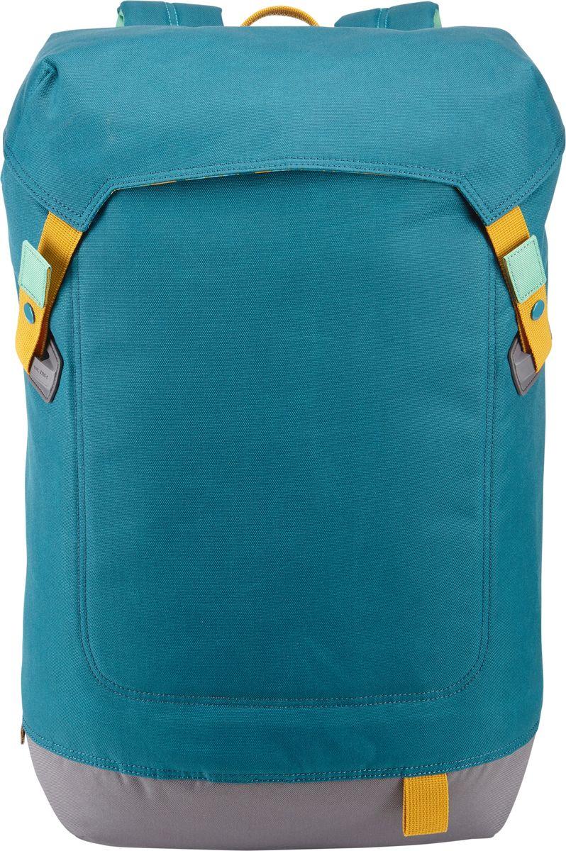 Case Logic Larimer, Hudson рюкзак для ноутбука 15.6LARI-115_HUDSONCase Logic Larimer - практичный рюкзак с модными цветными вставками и водоотталкивающим покрытием. Модель для городских путешественников включает отделение для ноутбука и планшета, внутренний карман для мелочей на молнии, дополнительный передний карман.Отделение с плотной мягкой подкладкой надежно защищает ноутбук (подходит для моделей с диагональю экрана до 15,6)Специальный накладной карман для планшетов 10,1Передний карман на молнии сохранит ваши вещи в безопасности и обеспечит легкий доступ к нимВнутренний карман на молнии для хранения мелких аксессуаровЗатягиваемый шнурок под крышкой обеспечивает защиту предметовМодные цветные вставки и специальный внутренний узорДолговечный полиэстер высокой плотности обеспечивает долговечность использованияВодоотталкивающее покрытие обеспечит сохранность ваших вещей в любую погодуКрепления для ремешков, размещенные в форме сетки, позволяют переносить шляпу или кроссовки снаружи рюкзакаПодходит для устройств размером 38,5 см х 26,7 см x 3,1 см