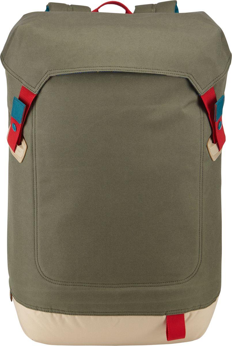 Case Logic Larimer, Petrol Green рюкзак для ноутбука 15.6LARI-115_PETROLGREENCase Logic Larimer - практичный рюкзак с модными цветными вставками и водоотталкивающим покрытием. Модель для городских путешественников включает отделение для ноутбука и планшета, внутренний карман для мелочей на молнии, дополнительный передний карман.Отделение с плотной мягкой подкладкой надежно защищает ноутбук (подходит для моделей с диагональю экрана до 15,6)Специальный накладной карман для планшетов 10,1Передний карман на молнии сохранит ваши вещи в безопасности и обеспечит легкий доступ к нимВнутренний карман на молнии для хранения мелких аксессуаровЗатягиваемый шнурок под крышкой обеспечивает защиту предметовМодные цветные вставки и специальный внутренний узорДолговечный полиэстер высокой плотности обеспечивает долговечность использованияВодоотталкивающее покрытие обеспечит сохранность ваших вещей в любую погодуКрепления для ремешков, размещенные в форме сетки, позволяют переносить шляпу или кроссовки снаружи рюкзакаПодходит для устройств размером 38,5 см х 26,7 см x 3,1 см