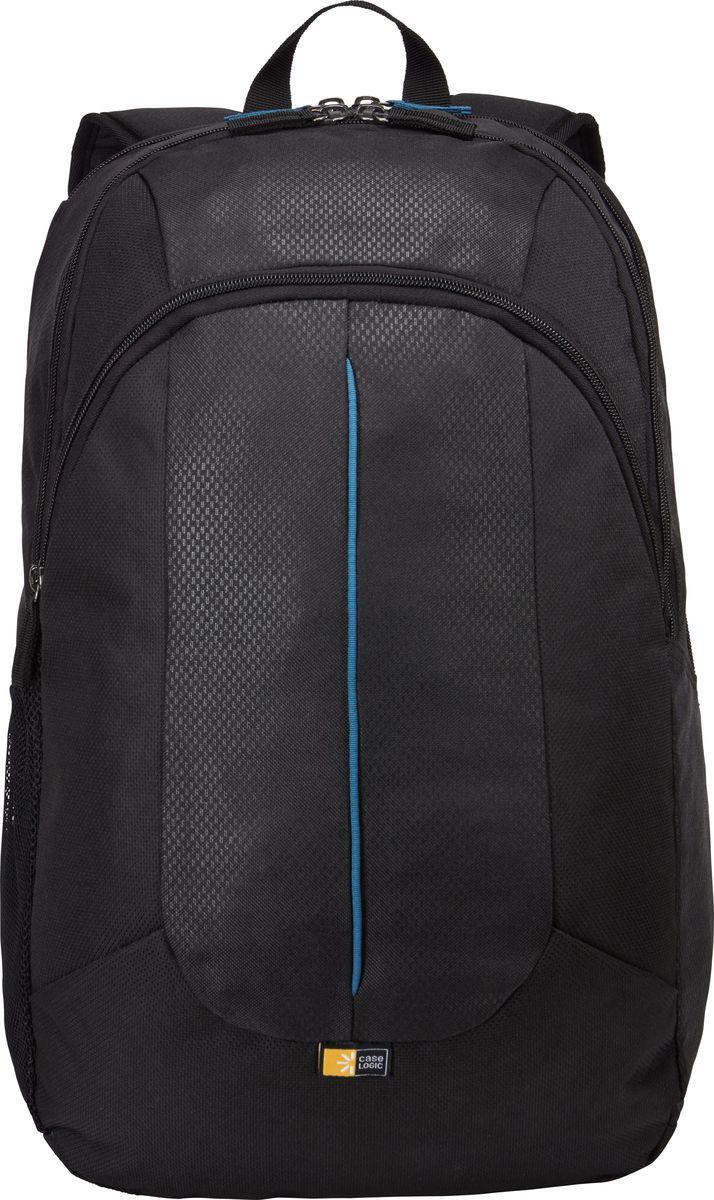 Case Logic Prevailer, Black рюкзак для ноутбука 17.3PREV-217_BLACKMIDNIGHTБлагодаря эффектному рельефному узору и сочным цветовым акцентам рюкзак Prevailer с уплотненным отделением для ноутбука или планшета совсем не похож на скучную сумку для поездок на работу.Специальный отсек для ноутбука с диагональю экрана до 17,3Вшитый карман для планшетов с экраном до 10,1Просторное основное отделение для хранения больших наушников, книг, папок с документами или сменной одеждыПотайной карман на задней панели для сохранности денег, ключей и документовУдобная панель-органайзер для портативной электроники, ручек и других аксессуаровВ высоком внутреннем кармане удобно хранить предметы, которые должны быть всегда под рукойУплотненное основание сумки дополнительно защищает вещи от поврежденийБоковой карман для переноски бутылки с водойОбъем: 34 лПодходит для устройств размером 41,7 см х 30 см x 2,9 см