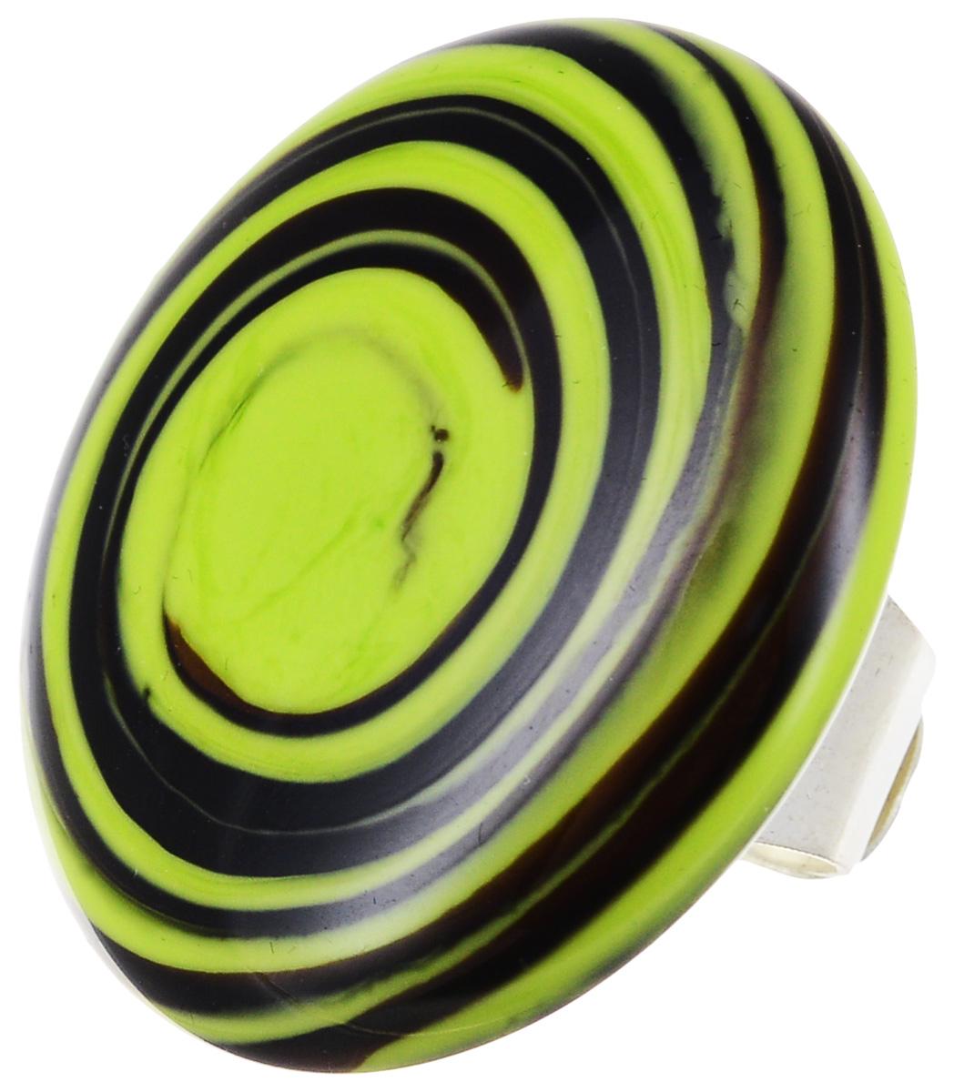Кольцо коктейльное Фокусы. Муранское стекло, бижутерный сплав серебряного тона, ручная работа. Murano, Италия (Венеция)Коктейльное кольцоКольцо коктейльное Фокусы.Муранское стекло, бижутерный сплав серебряного тона, ручная работа.Murano, Италия (Венеция).Размер регулируется.Каждое изделие из муранского стекла уникально и может незначительно отличаться от того, что вы видите на фотографии.
