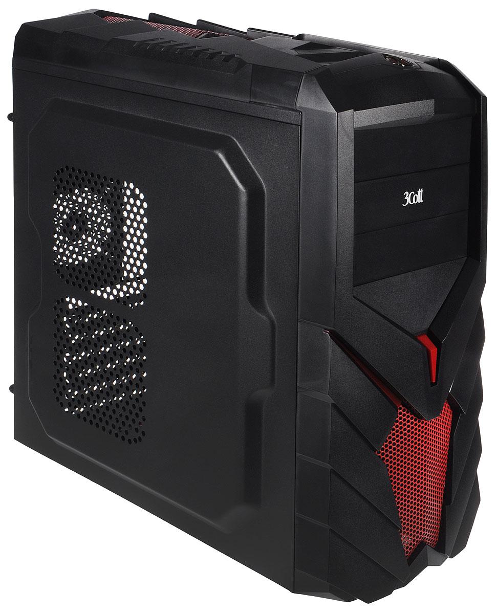 3Cott Ninja компьютерный корпус (3C-ATX129G)3C-ATX129GКорпус 3Cott Ninja – ATX корпус, рассчитанный на использование в игровых компьютерных системах. Дизайн корпуса выполнен в японском стиле. Оснащен мощным блоком питания на 700 Вт со встроенной защитой от сбоев напряжения, расположенным внизу системы. Многофункциональный HDD / SSD лоток из ударопрочного пластика, возможность установки дополнительных вентиляторов охлаждения делает 3Cott Ninja практичным решением с оптимальным соотношением цена/ качество.