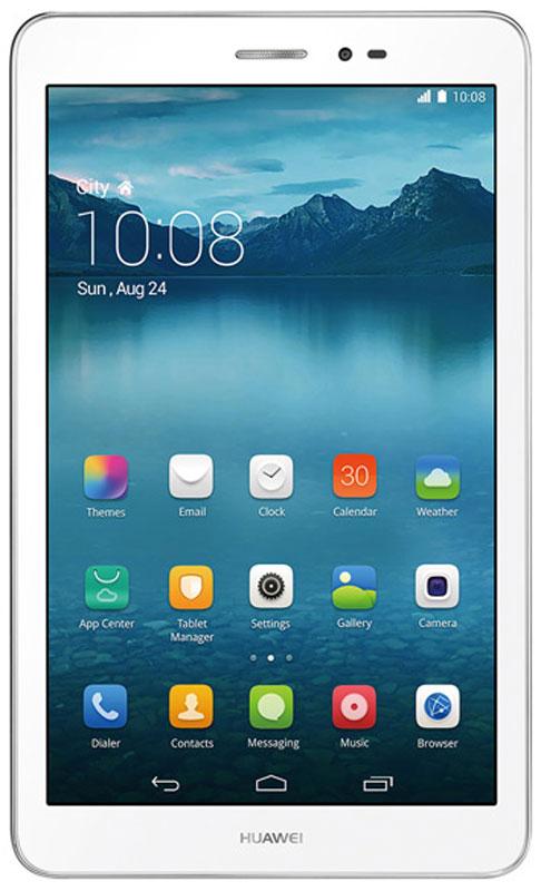 Фото Huawei MediaPad T1 8.0 LTE (T1-821L), Silver. Купить в РФ