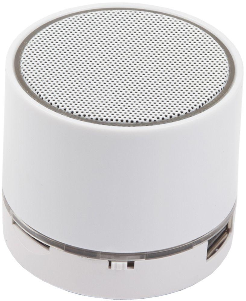 Liberty Project LP-S50, White портативная Bluetooth-колонка0L-00028893Беспроводная колонка Liberty Project LP-S50 станет отличным выбором для ценителей необычного дизайна и широкой функциональности. Слушайте любимую музыку и принимайте телефонные звонки в течении долгого времени на одной подзарядке, подключайтесь к устройствам по беспроводной связи Bluetooth, воспроизводите музыку с карт памяти microSD или USB накопителей. Наслаждайтесь абсолютной легкостью и мобильностью.Емкость аккумулятора: 800 мА