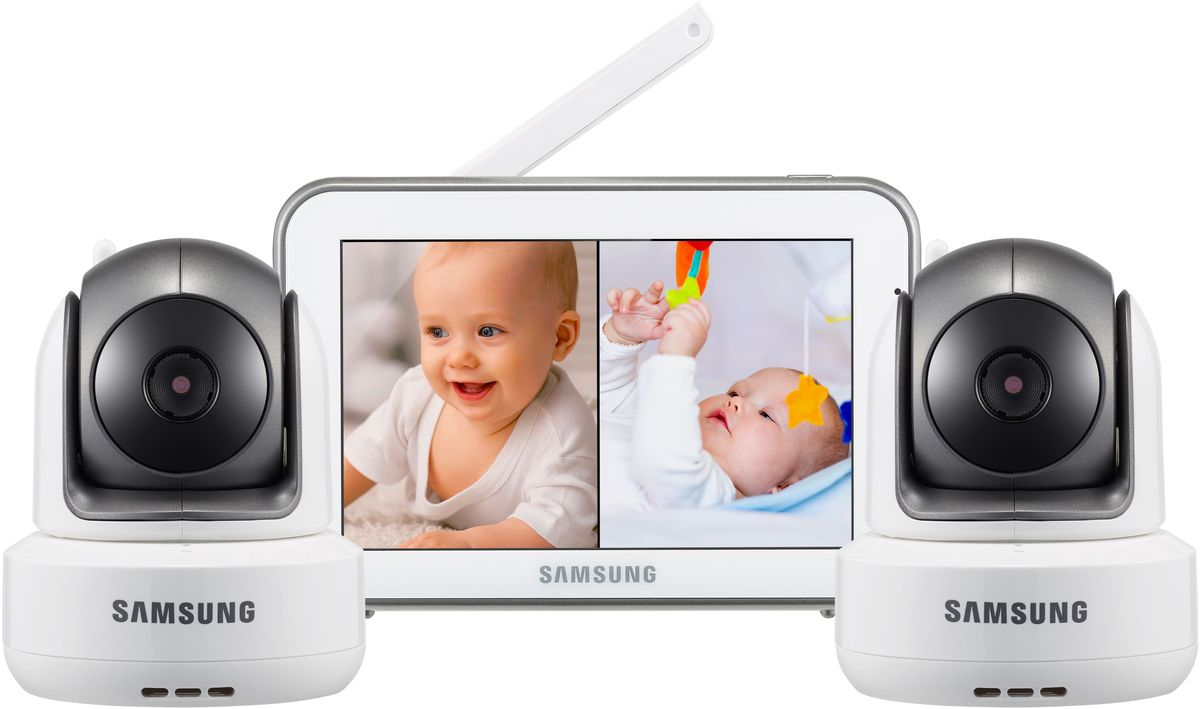 Samsung Видеоняня SEW-3043WPX2 - Безопасность ребенка