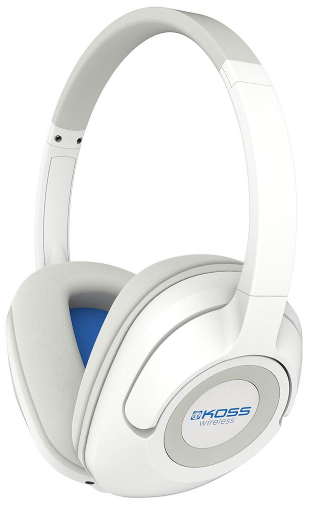 Koss BT539iW, White наушники15118904Koss BT539i - полноразмерные наушники с возможностью беспроводной передачи аудиосигнала по Bluetooth-соединению. Модель имеет съёмный кабель, позволяющий использовать её и без Bluetooth. Наушники отличаются комфортной посадкой за счет удобного армированного оголовья и амбушюр D-профиля, используемого и в других моделях Koss.Ещё один важный момент: Koss BT539i - не просто наушники, а гарнитура. На съёмном кабеле микрофона нет, он находится на правой чаше. Также здесь расположены органы управления воспроизведением и регулятор громкости.Встроенный аккумулятор, зарядка по USB-кабелюВстроенный микрофон для разговораАрмированное оголовьеСъемный шнурГлубокие басы, четкая звукопередачаПремиальные плотно прилегающие комфортные амбушюры