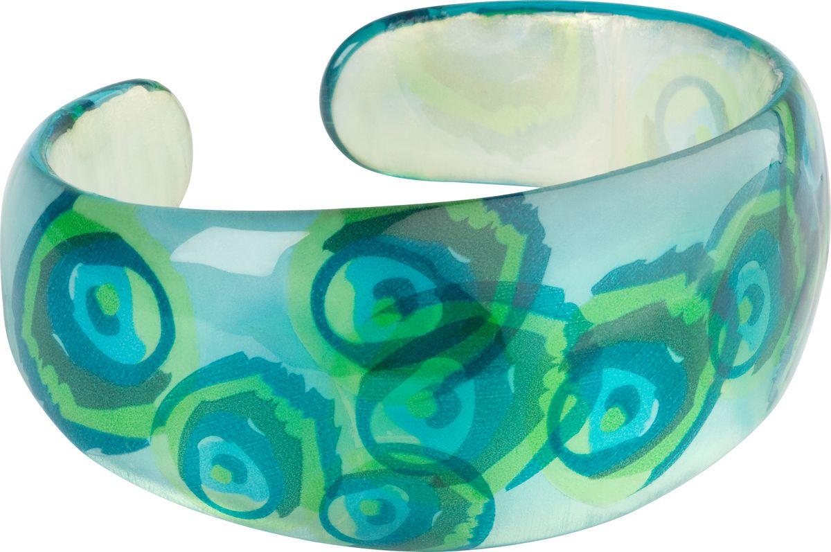 Браслет Lalo Treasures, цвет: бирюзовый. Bn2460/2sБраслет с подвескамиОригинальный браслет Lalo Treasures выполнен из ювелирной смолы и металлического сплава.Стильное украшение поможет дополнить любой образ и привнести в него завершающий яркий штрих.