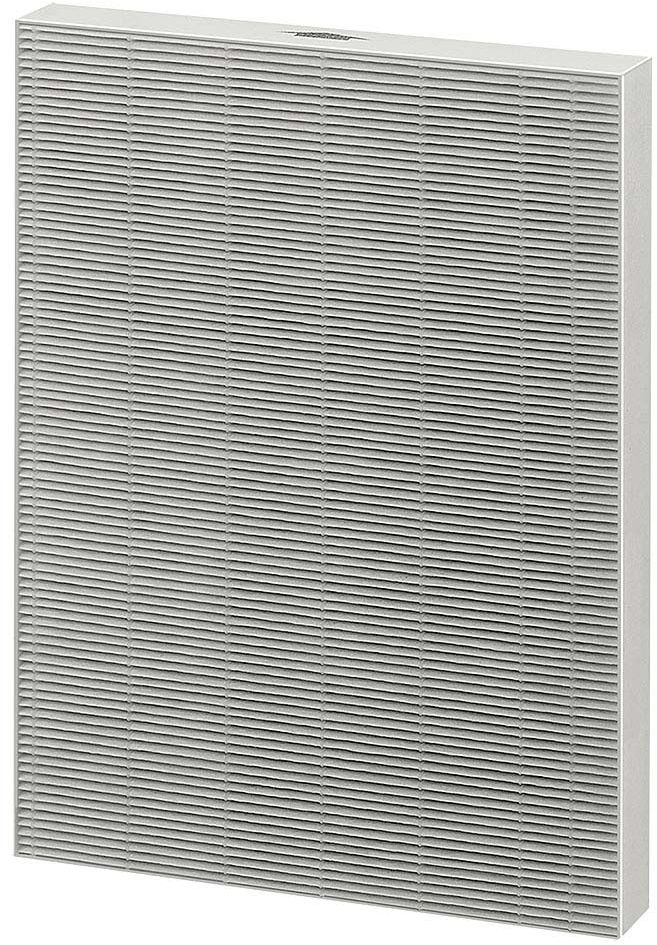 Fellowes FS-92871 True-HEPA фильтр для воздухоочистителей DX55/DB55FS-92871True HEPA фильтр c технологией AeraSafe улавливает 99,97% переносимых по воздуху частиц размером от 0.3 микрон, таких как пыль, пыльца, споры плесени и грибка, бактерии, вирусы, микробы, сигаретный дым и прочие аллергены.Антибактериальное патентованное покрытие AeraSafe™ эффективно предотвращает рост бактерий, грибков и пылевых клещей на True HEPA фильтре. При интенсивной эксплуатации (24/7) в обычных условиях предусмотрена замена фильтра один раз в 12 месяцев.
