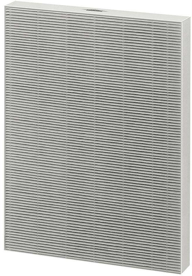 Fellowes FS-92872 True-HEPA фильтр для воздухоочистителя DX95FS-92872True HEPA фильтр c технологией AeraSafe улавливает 99,97% переносимых по воздуху частиц размером от 0.3 микрон, таких как пыль, пыльца, споры плесени и грибка, бактерии, вирусы, микробы, сигаретный дым и прочие аллергены.Антибактериальное патентованное покрытие AeraSafe™ эффективно предотвращает рост бактерий, грибков и пылевых клещей на True HEPA фильтре. При интенсивной эксплуатации (24/7) в обычных условиях предусмотрена замена фильтра один раз в 12 месяцев.